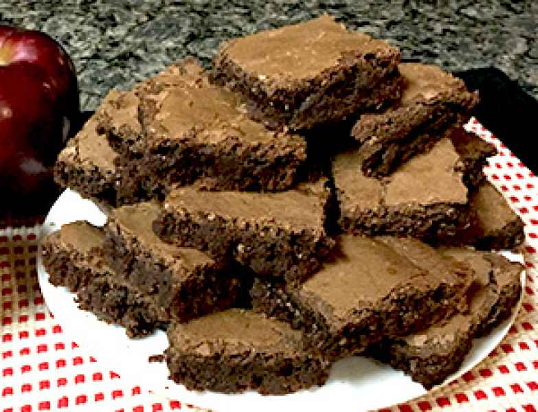 Better for You Brownies