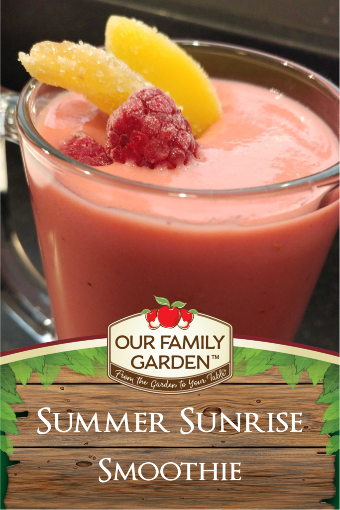 Summer Sunrise Smoothie