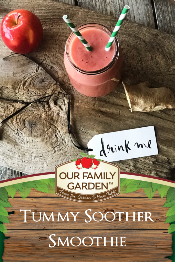 Tummy Soother Smoothie
